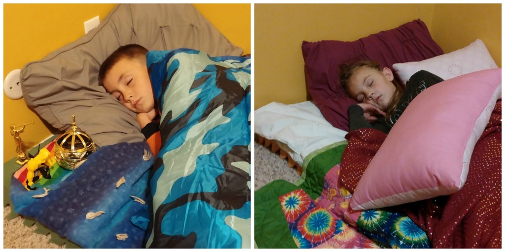 sleepingcollage